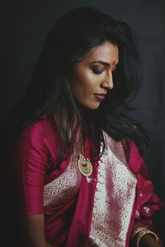 Pink sari. Saree. Indian fashion. photo credit-dilani bala. http://dilanibala.tumblr.com/
