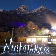 Photo from #Sochifornia  #lightcitylettering  #lightgraffiti  #sochi #rosahutor #krasnayapolyana #fanstaknado