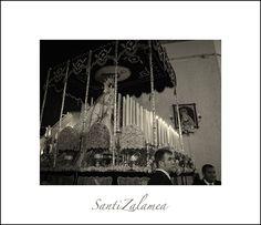 Santiago Zalamea Igogans: Procesión