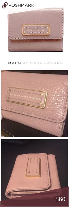 MARC BY MARC JACOBS 'Too Hot to Handle'  NWOT MARC BY MARC JACOBS 'Too Hot to Handle' Billfold Wallet/ coin purse/card holder for Women Leather. NWOT Marc by Marc Jacobs Bags Wallets