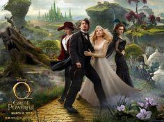 Magia y fantasía: Oz