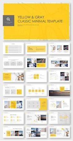 Cool Business & Company Introduction PowerPoint Template - Original and high quality PowerPoint Keynote Design, Graphisches Design, Slide Design, Layout Design, Chart Design, Template Brochure, Powerpoint Design Templates, Brochure Design, Cool Powerpoint