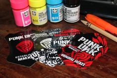 "Hantag Design ""Punklink"""