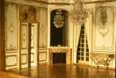 Louis_XV_Room.jpg (763×516)  Painting guide... this is going to look amazing!