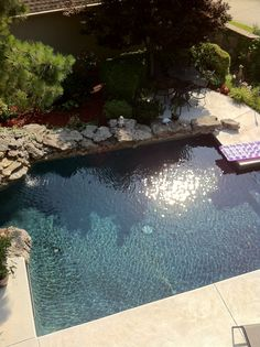 Our pool.  :)