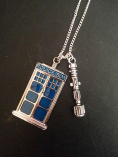 Hey, I found this really awesome Etsy listing at https://www.etsy.com/listing/201280788/doctor-who-inspired-charm-necklace