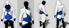 Buy on the net, Assassin's Creed jacket for everyday use