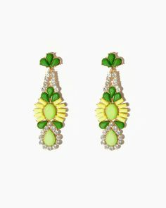Baguettes & Baubles Earrings | Jewelry | charming charlie