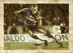 Ronaldo by A-BB.deviantart.com on @deviantART