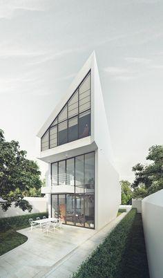 Dwelling House 742 Designed byTyutyutnnki... | The Khooll