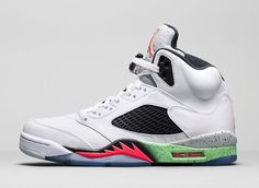 "Air Jordan 5 Retro ""Pro Stars"" (Space Jam) Official Images & Release Info"
