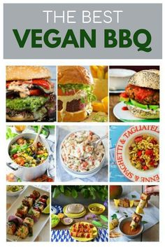 The Ultimate Vegan BBQ Guide. If you are grilling this summer this is the guide for you. From vegan burgers, sauces and marinades, fries, potato salad, vegetable skewers, pasta salad, BBQ fruit, chocolate desserts and iced treats. #veganBBQ #vegangrilling #vegancookout #veggieBBQ #veggiegrilling #BBQ #cookout #grilling #grillingrecipes #vegan #veganburgers #skewers #BBQrecipes #BBQguide #BBQtips