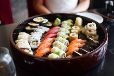 Aqua Kyoto brunch - Sushi Sunday & Champagne - It's A Lifestyle Thing