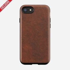 Husa piele iPhone 7 Nomad, Rugged Case, piele Horween importata din SUA! Iphone 7, Phone Cases, Rugs, Leather, Farmhouse Rugs, Iphone Seven, Rug, Phone Case