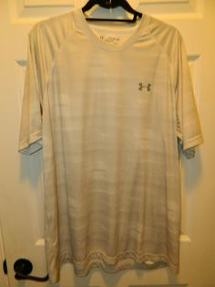 NWT Under Armour Mens UA Loose Fit Short Sleeve T Shirt S L 2XL 3XL 4XL 5XL