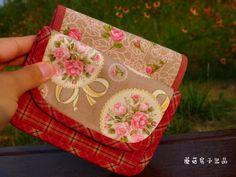 Visit the site, tutorial (2 pockets wallet)