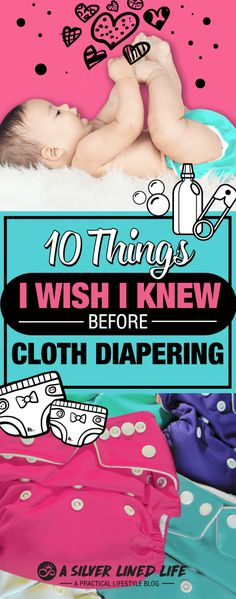 Cloth Diapers For Beginners. Everything I wish I knew beforehand! The best cloth diapers washing stripping where to buy them how to use them types of cloth diapers and more! Ten of the top questions answered! Wash Cloth Diapers, Cloth Nappies, Newborn Cloth Diapering, Bringing Baby Home, Preparing For Baby, Advice For New Moms, Baby Supplies, I Wish I Knew, Parenting Advice