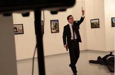 #موسوعة_اليمن_الإخبارية l الكشف عن مفاجئات جديدة عن قاتل السفير الروسي في تركيا