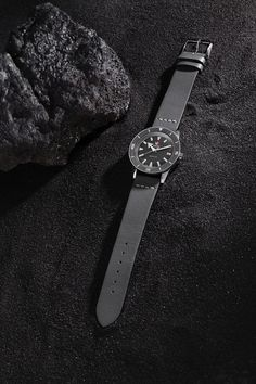"""We were so impressed with the 2017 Rado HyperChrome Captain Cook that we unanimously voted it for the Ultimate Value Watch of the Year Award, and even wanted one of our own. Now you can shop the exclusive watch we have nicknamed """"Ghost Captain"""". Rado, Collaboration, Revolution, Meet, Cook, Watch, Shopping, Clock, Bracelet Watch"""