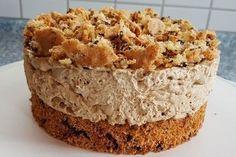 Eiskaffee - Sahne - Torte