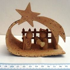 Risultati immagini per töpfern anregungen weihnachten Christmas Nativity Scene, Christmas Signs Wood, Nativity Crafts, A Christmas Story, Christmas Art, Holiday Crafts, Christmas Decorations, Christmas Ornaments, Nativity Scenes