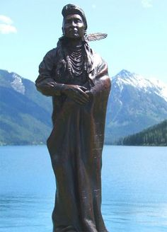 Chief Joseph, Joseph, Oregon. Wallowa Lake is my favorite place on earth.