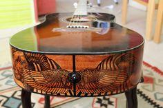 sharpie guitar