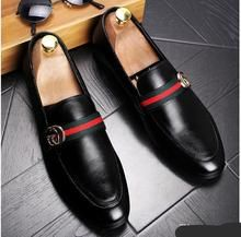 Casual GUCCI Leather Loafers – Boss Styles Co Gucci Leather Shoes, Gucci Dress Shoes, Leather Loafers, Loafers Men, Leather Men, Burberry Men, Gucci Men, Kicks Shoes, Shoes Sneakers