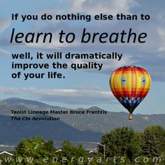 Quotes Sayings and Affirmations Advanced Breathing Techniques - This page explores some of the more advanced Taoist breathing practices. Energy Arts, Learn Tai Chi, Tai Chi Qigong, Health Practices, Tao Te Ching, Classroom Quotes, Gentle Yoga, 12th Book, Breathing Techniques