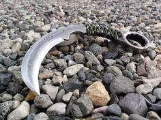 Forged Karambit Wrench Knife