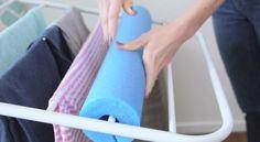 Υπάρχουν κάποιες συμβουλές για να διευκολυνθείτε με το πλύσιμο των ρούχων. Λύνουν κάποια πολύ σοβαρά