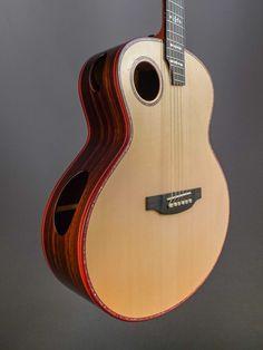 2010 Keller Jumbo -  Acoustic Guitar - Keller Jumbo Acoustic Guitar