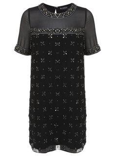 Black Twinkle Dress