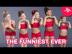 The FUNNIEST Dance Moms Comedy Musical.ly Compilation Ever ♥ JoJo ...