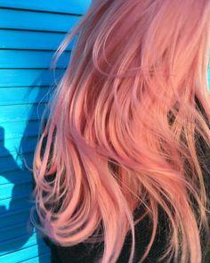 Hair by Loren Miles for Bleach