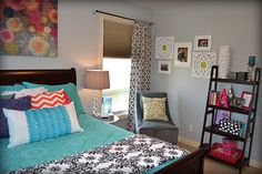 Cute room for teen girl!