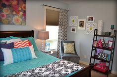 Cute room for teen girl!