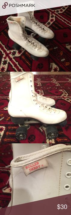 Classic vintage roller skates ✨✨✨Women's These are in good shape and pretty timeless and awesome. Shoes