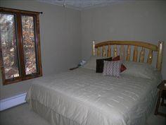 Brainerd cabin rental - King Size Master Bedroom