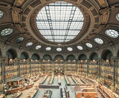 Bibliothèque Nationale de France, Parigi, Francia, 2014