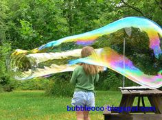 Big and funny bubbles http://Lo60.net