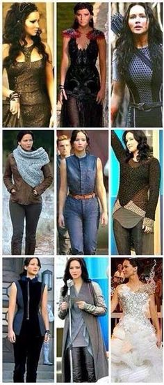 I want every outfit she wore in this movie!