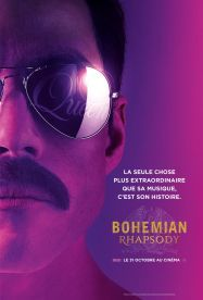 Telecharger Bohemian Rhapsody sur Zone Telechargement Freddie Mercury, James Hunt, John Deacon, Jackie Kennedy, Chris Hemsworth, Neil Fox, Kenny Everett, Zone Telechargement, Music