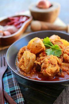 酸味がたまらない!マレーシアの伝統料理「デビルカレー」のレシピ - macaroni