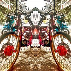 #mirror #workshop #motorcycle #dragbike #race