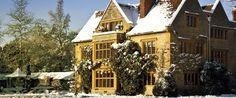 Belmond Le Manoir aux Quat'Saisons in Oxfordshire