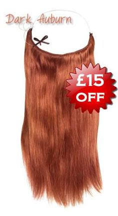 Cheap easy way of storing hair extensions organizations get red hair extensions for over 15 off do you want longer or fuller red pmusecretfo Image collections