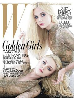 Sisters love elle and Dakota what a successuful family