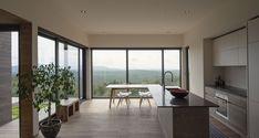 La maison sur la colline par Atelier Pierre Thibault