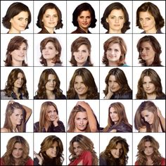 In-Focus: The various looks of Kate Beckett